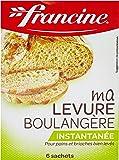 Francine  levure Boulangère - Francine