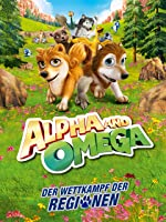 Alpha and Omega: Der Wettkampf Der Reginen [dt./OV]