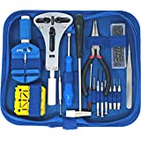 EZTool Watch Repair Kit with XL Wrench Tool: Plus 41-Page Illustrated Maintenance & Service Manual
