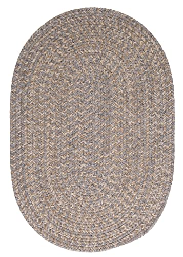 Tremont Area Rug, 2 by 3-Feet, Gray