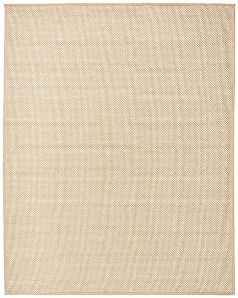 Amazon.com: Remaches de tela alfombra de sisal con volante ...
