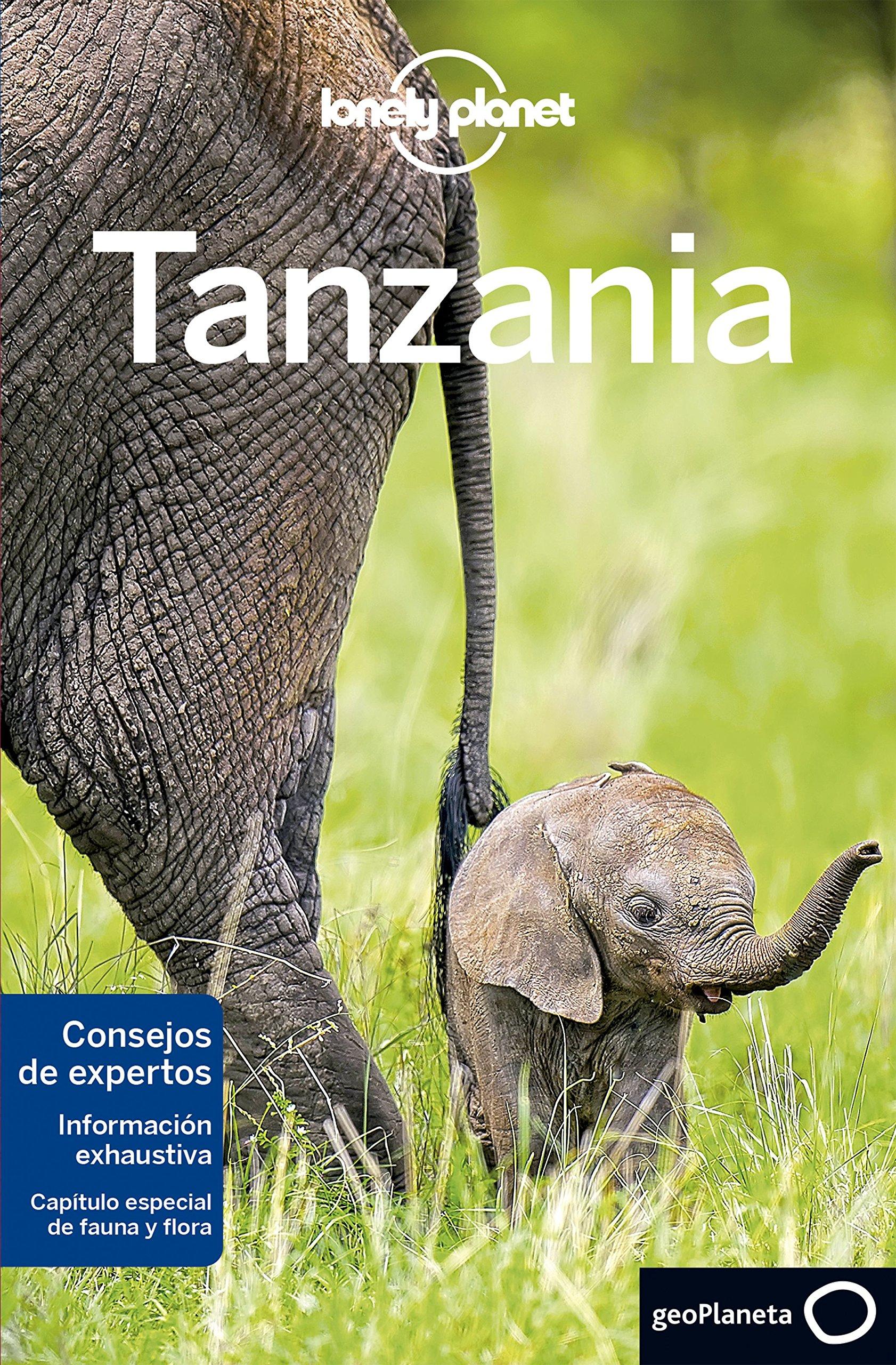 Tanzania 5 (Guías de País Lonely Planet): Amazon.es: Fitzpatrick ...
