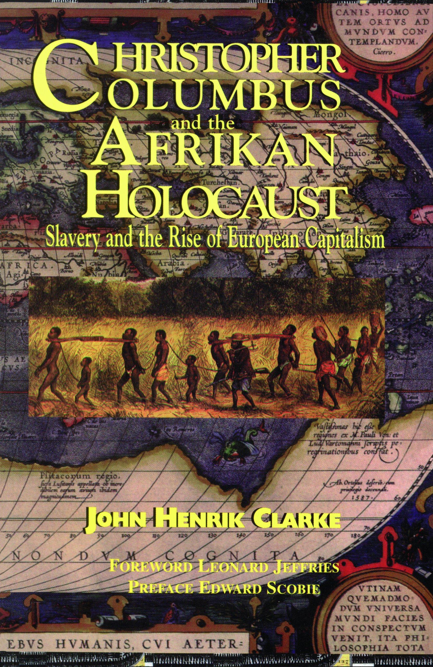 Christopher Columbus Afrikan Holocaust Capitalism product image
