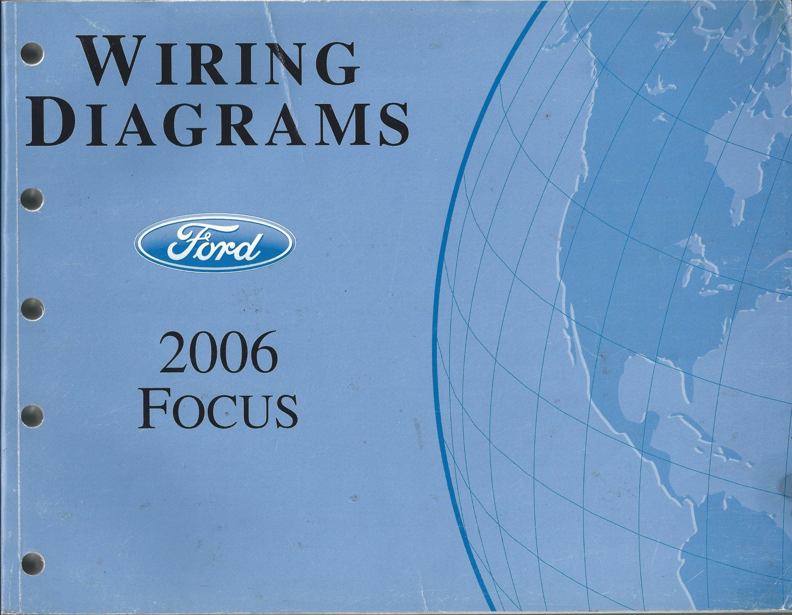 2006 Ford Focu Wiring Diagram