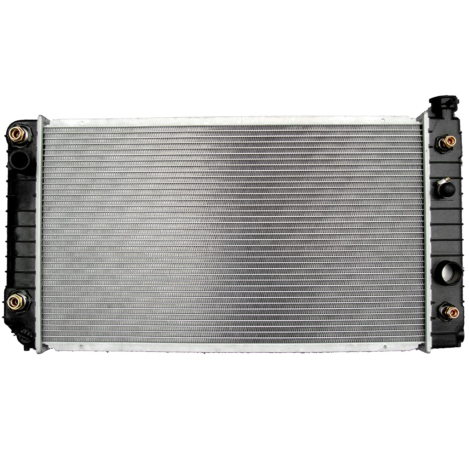 ECCPP 0705 Radiator fits for 1991-1993 GMC Sonoma 4.3L 1988-1994 Chevrolet S10 4.3L 1994 GMC Jimmy Sport Utility 4-Door 4.3L 069374-5211-1113092