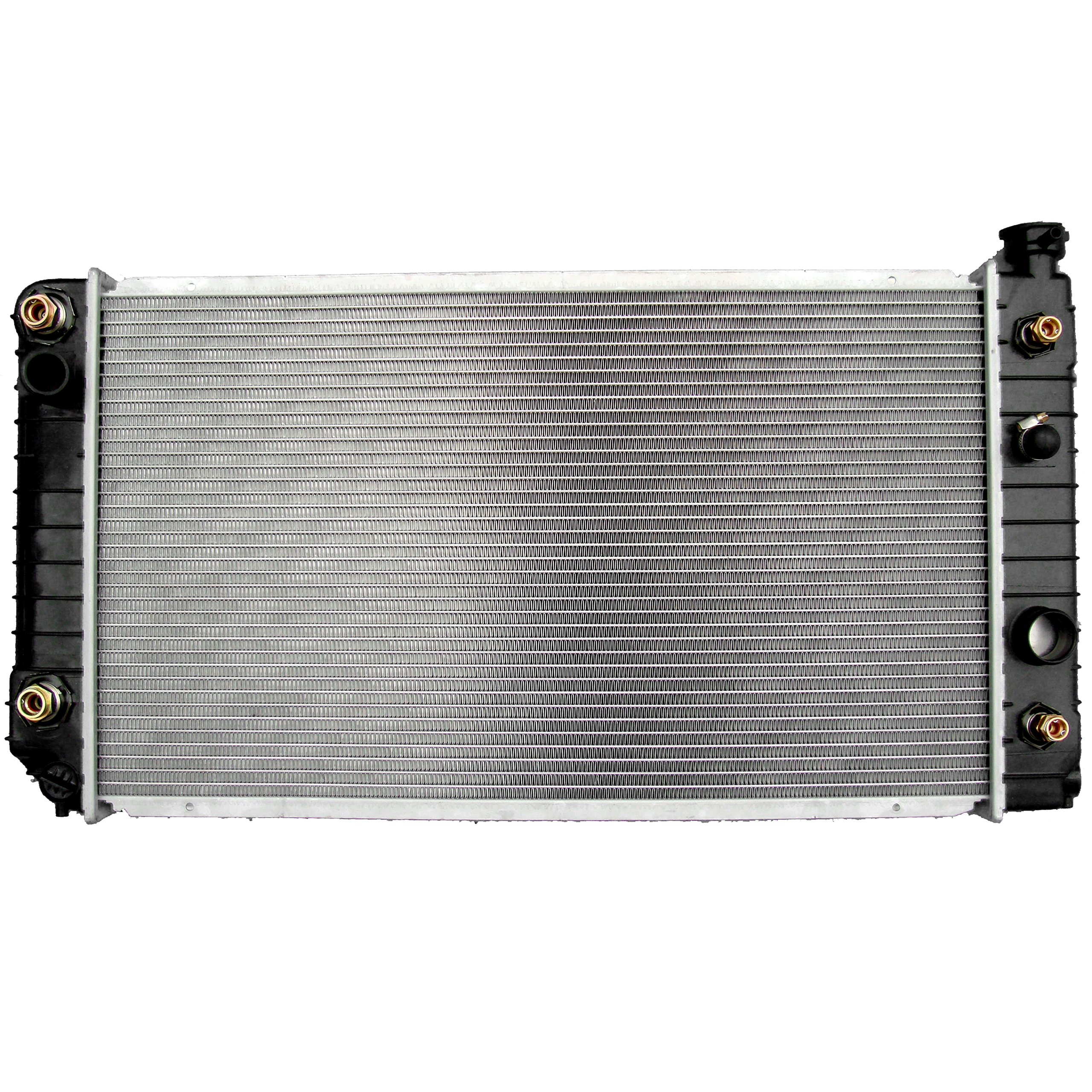 ECCPP 0705 Radiator fits for 1991-1993 GMC Sonoma 4.3L 1988-1994 Chevrolet S10 4.3L 1994 GMC Jimmy Sport Utility 4-Door 4.3L