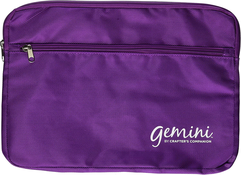 Gemini 1 x Plate Storage Bag Purple 6 8.9-Inch