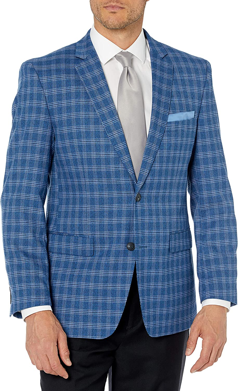 Perry Ellis Mens Sport Coat