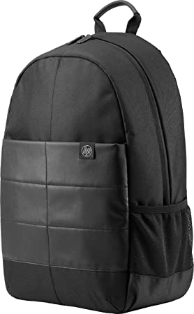 126a9f7344 HP 1FK05AA 39.62 cm Classic Backpack for 15.6-Inch Laptop  Amazon.co ...