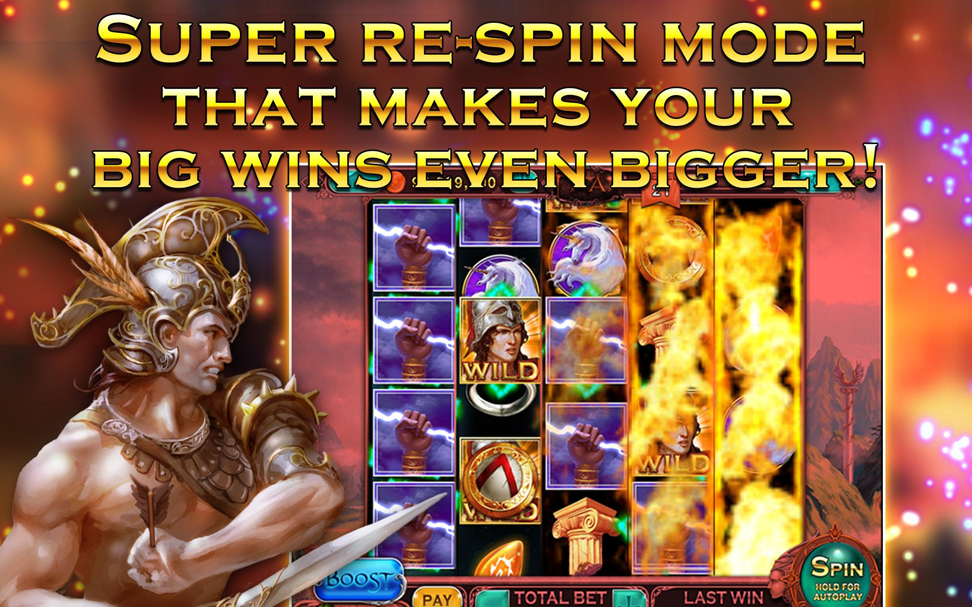 Titan Slots Games