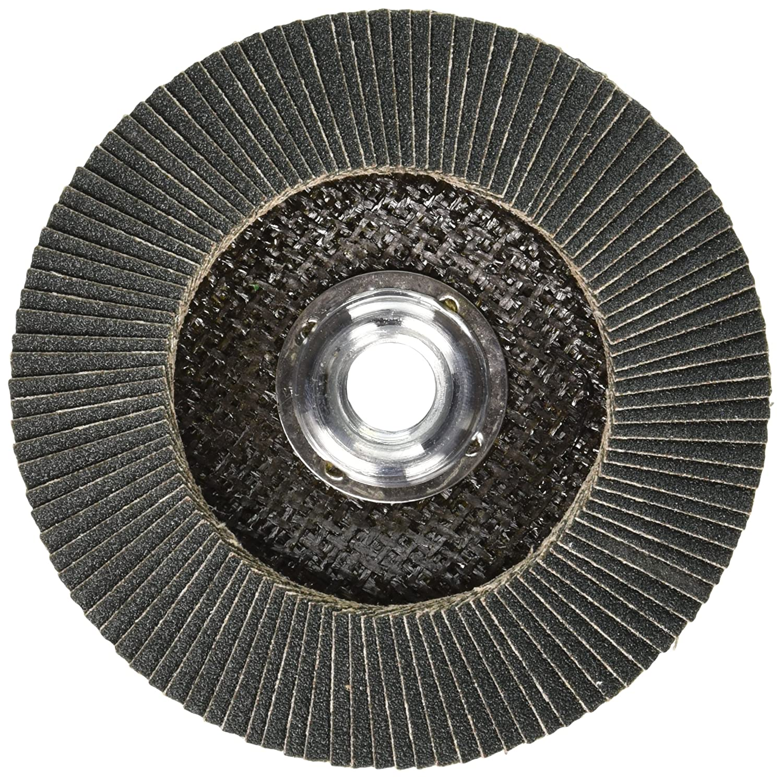 4-1//2x5//8-11 z3-80 t29xl 100/% za flap disc CGW Abrasives 421-42375 Z3-100/% Zirconia Flap Discs XL