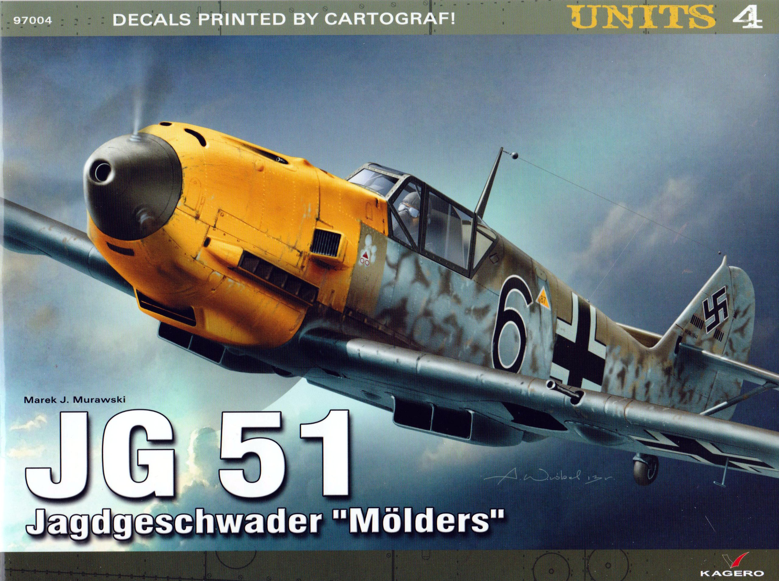 "Download JG 51 Jagdgeschwader ""Molders"" (Units) PDF"