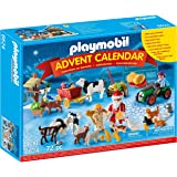Playmobil 6624 Advent Calendar 'Christmas on the Farm' with Extra Animals