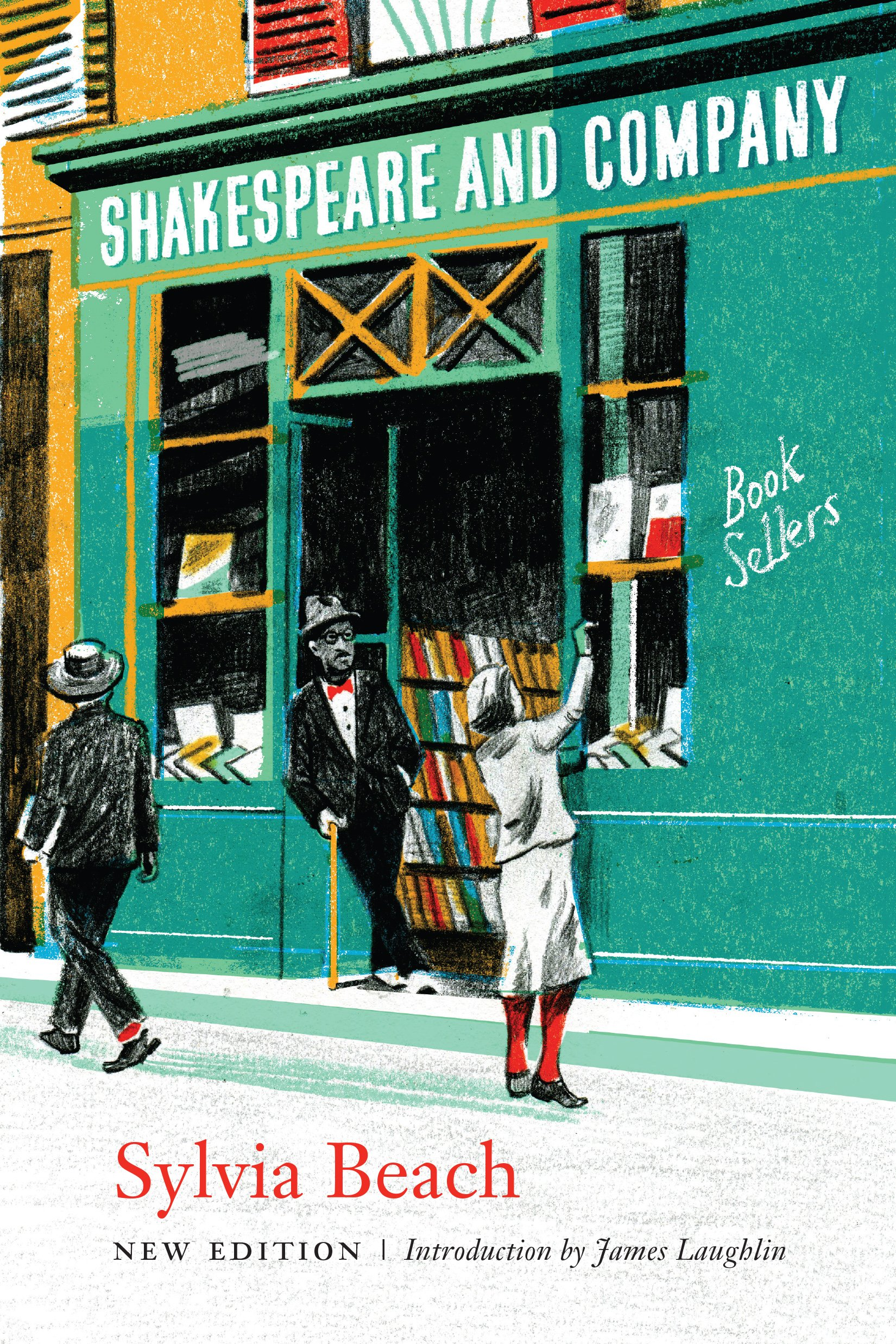 Shakespeare And Company New Edition