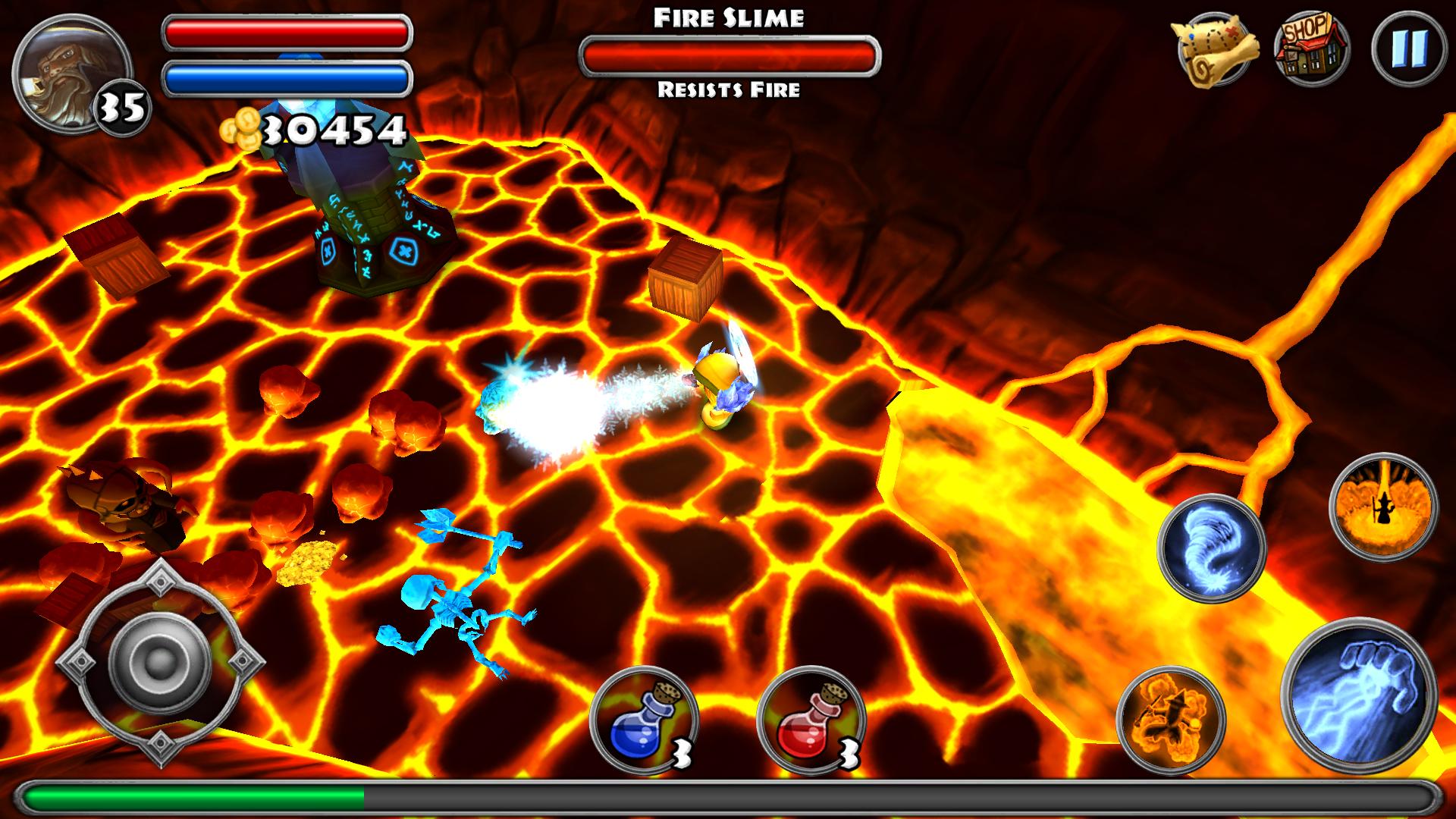 Dungeon Quest 4