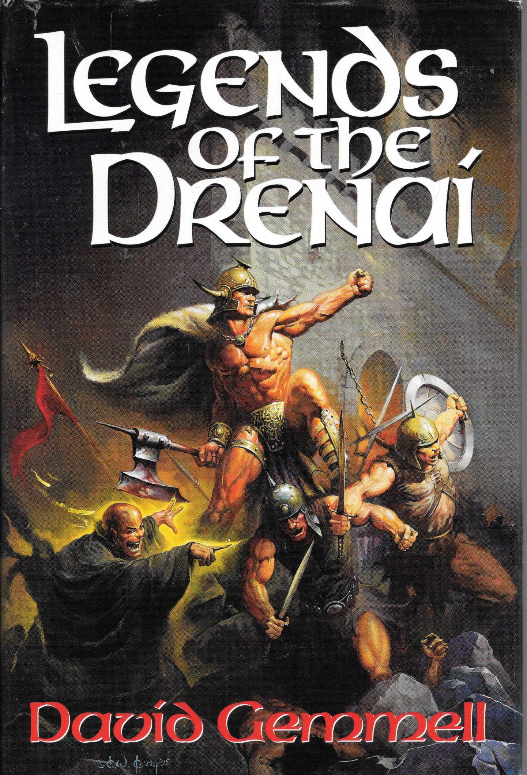 Legends Drenai David Gemmell