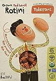 TOLERANT Organic Non-GMO (RED LENTIL) Rotini 8oz 6-PACK