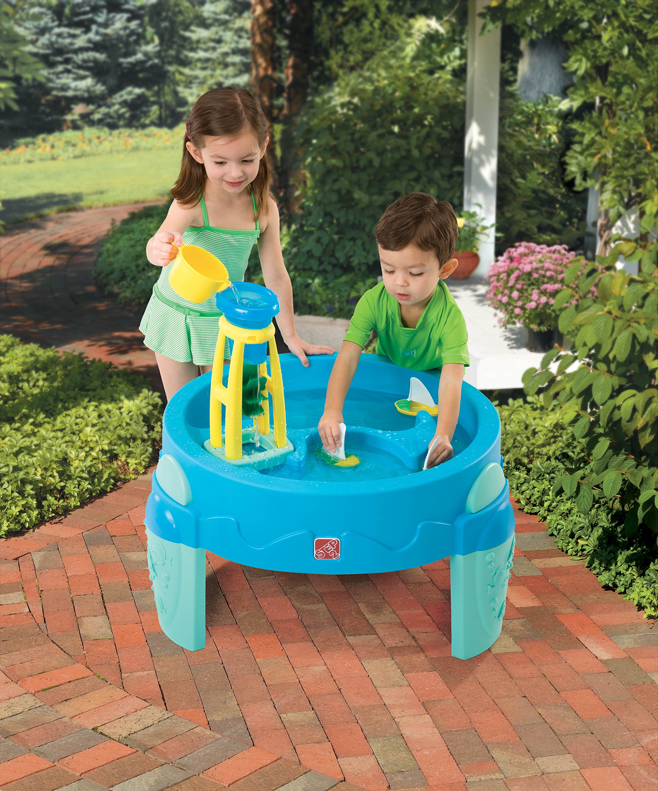 Step2 WaterWheel Activity Play Table by Step2 (Image #3)