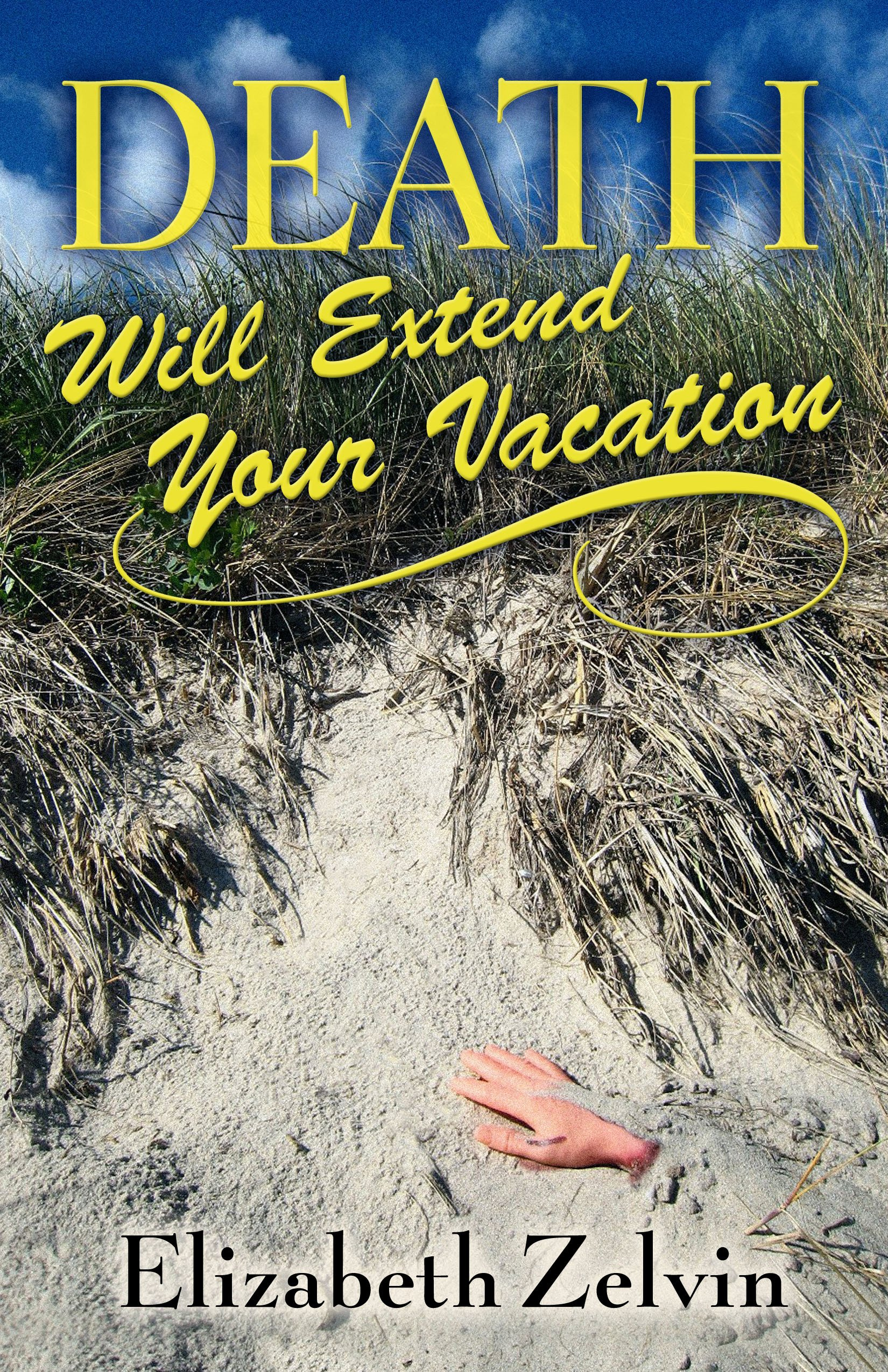 Death Will Extend Your Vacation (Five Star Mystery Series) ebook