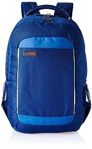 VIP Radian 27 Ltrs Teal Blue Laptop Backpack (LPBPRAD02TBL)