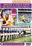 1970 World Cup Final - Brazil Vs Italy [DVD]