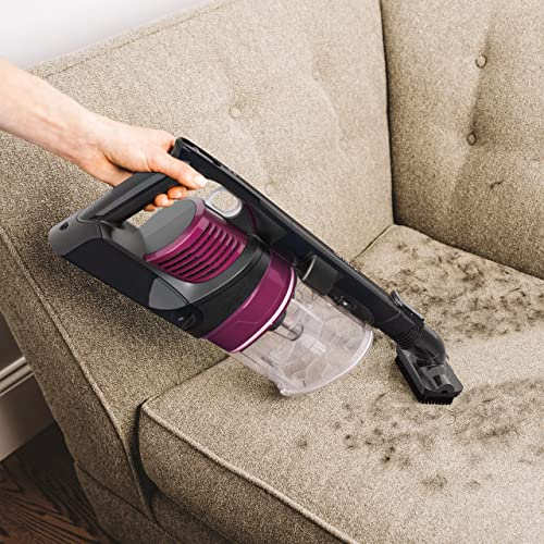Feel free to convert the vacuum into the handheld mode