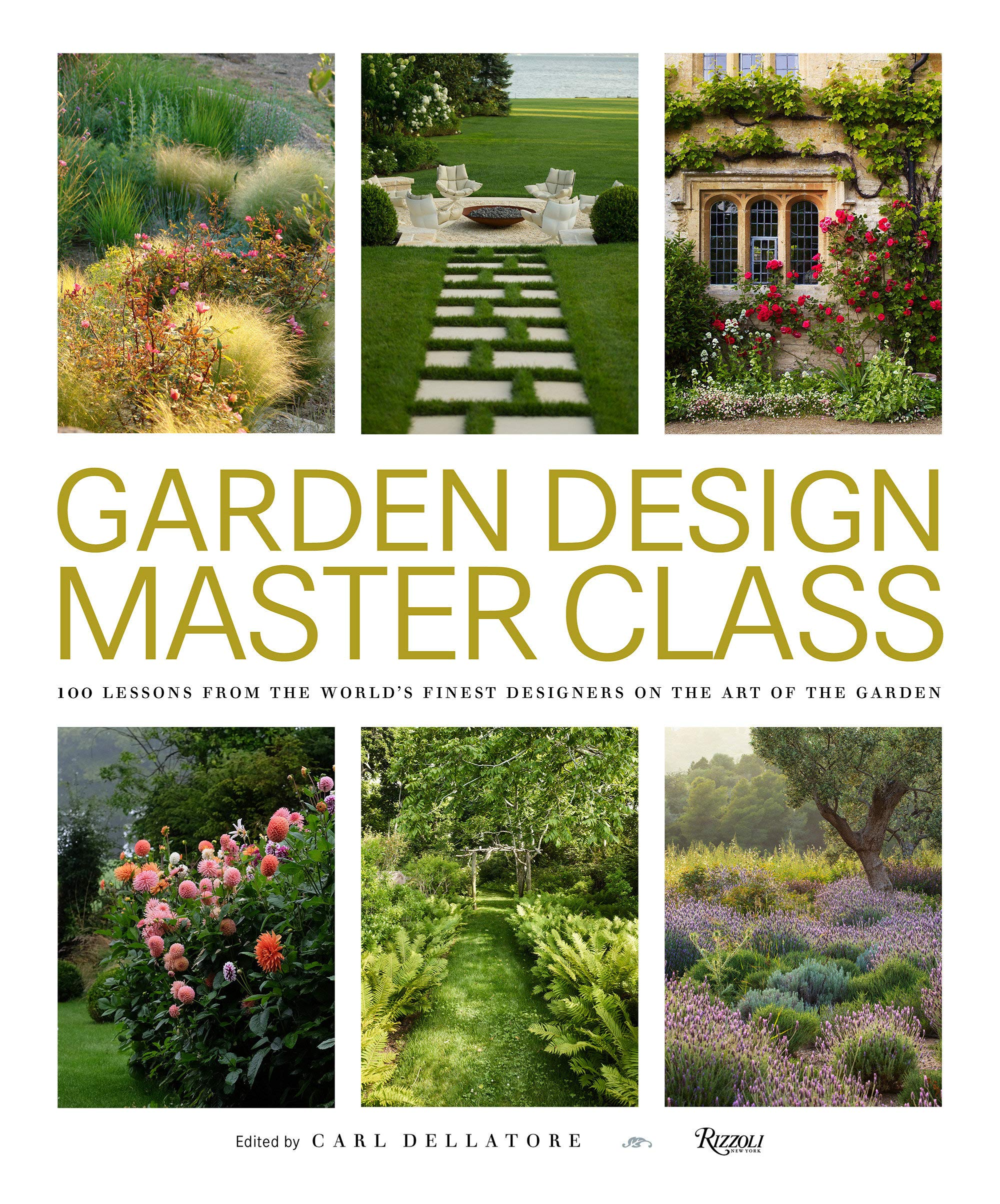 Garden Design Master Class 100 Lessons From The World S Finest Designers On The Art Of The Garden Dellatore Carl 9780847866663 Amazon Com Books