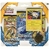 "Pokemon 14603 ""TCG Sun and Moon"" Booster Set"