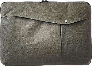 AmazonBasics Laptop Sleeve - 17-Inch, Army Green