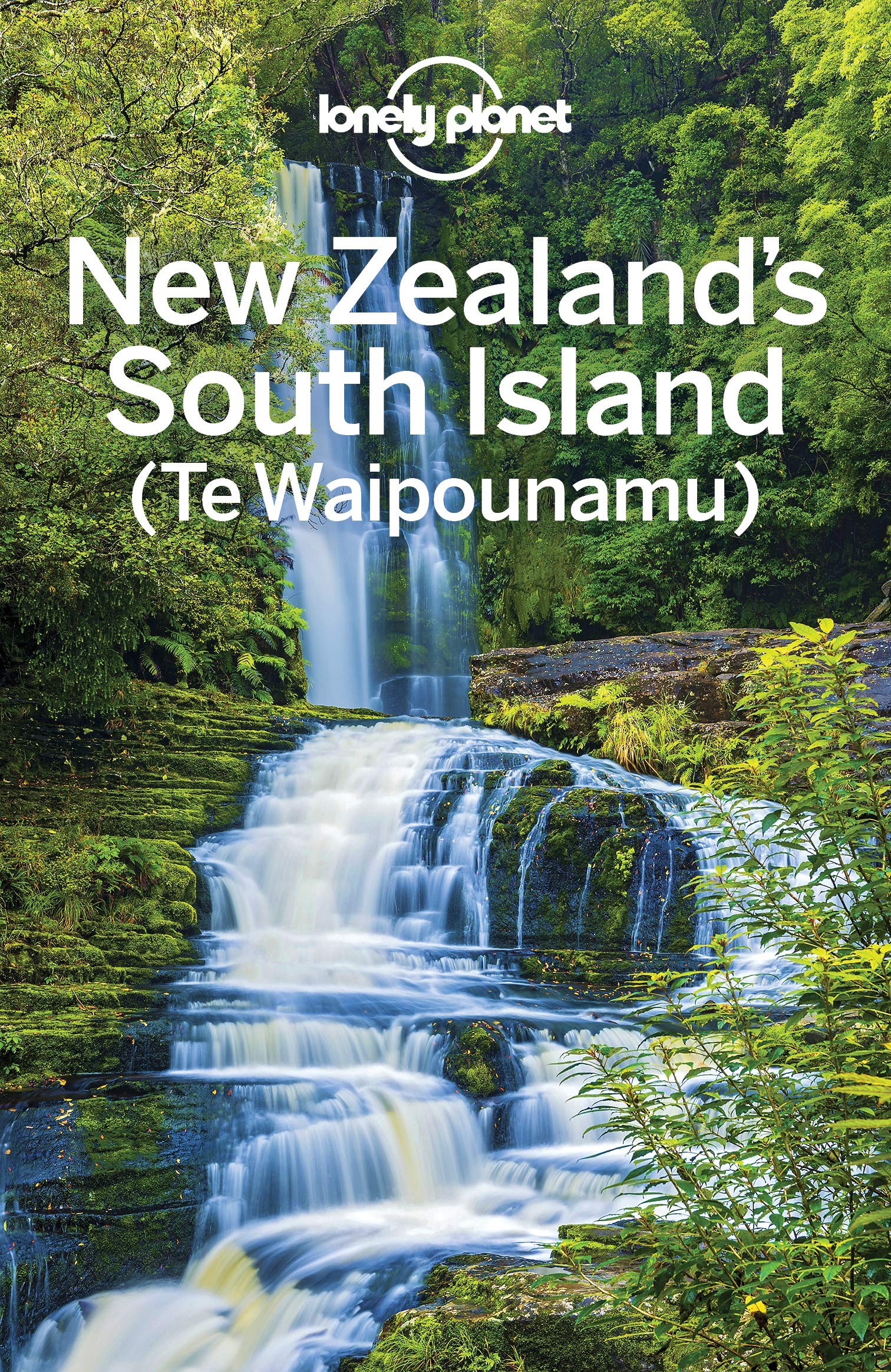 Lonely Planet New Zealand's South Island  Travel Guide   English Edition