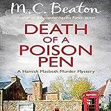 Death of a Poison Pen: Hamish Macbeth, Book 19