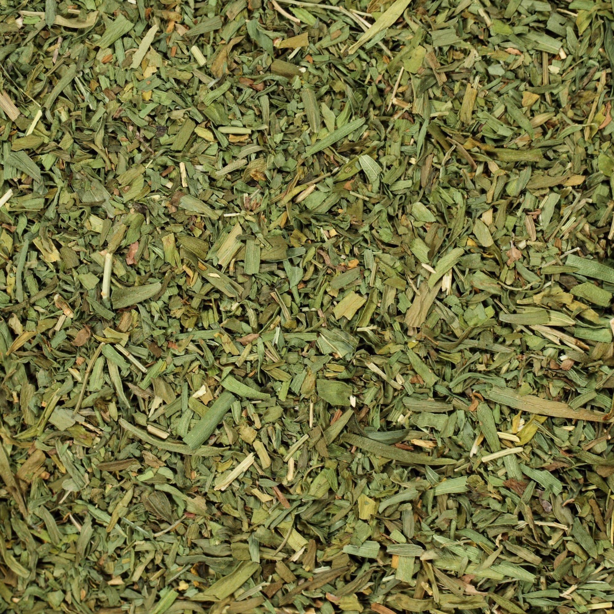 The Spice Lab No. 34 - Dried Tarragon - All Natural Kosher Non GMO Gluten Free Spice - 1 lb Resealable Bag