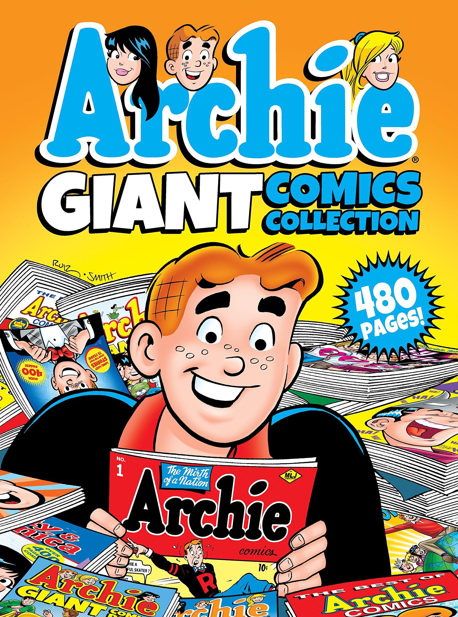 Download Archie Giant Comics Collection (Archie Giant Comics Digests) ebook