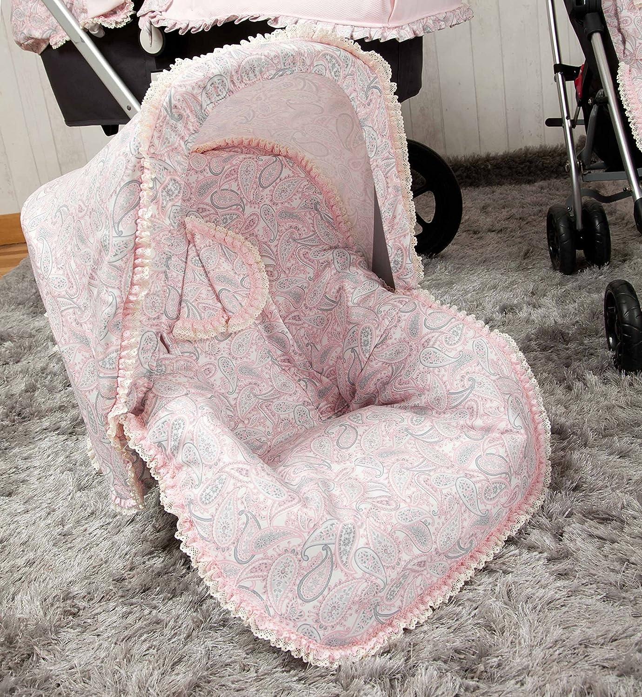 Babyline Caramelo color azul Colchoneta para silla grupo 0
