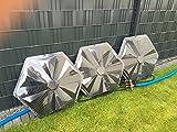 Turbo Sunny Solar Poolheizung, Solar Absorber