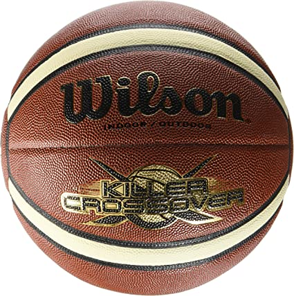 Wilson Killer Crossover - Pelota de baloncesto, tamaño 7, color ...