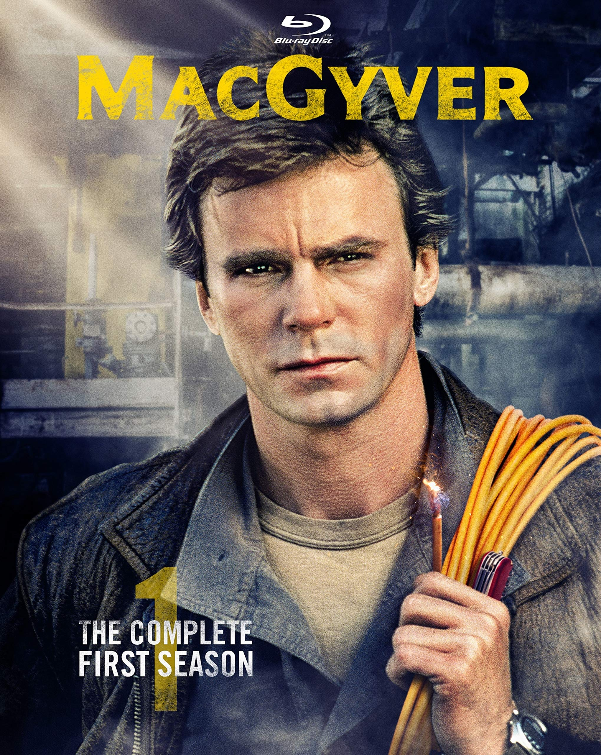 MacGyver:  The Complete First Season [Blu-ray]