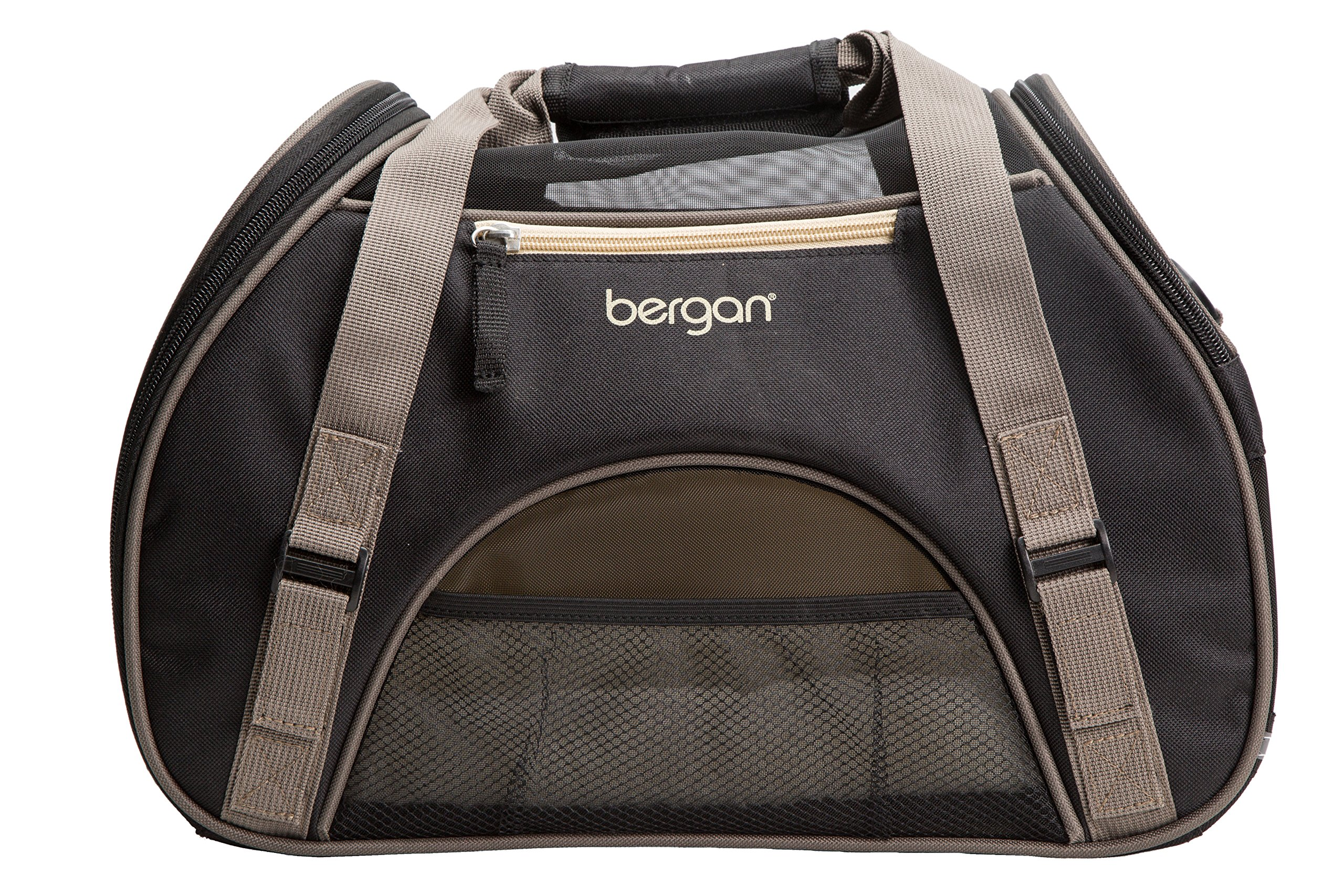 Bergan Comfort Carrier, Small, Black
