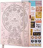 Deluxe Law of Attraction Life Planner - to Increase Productivity & Happiness - Weekly Planner, Organizer & Gratitude Journal (Dated Jan-Dec 2020, Rose
