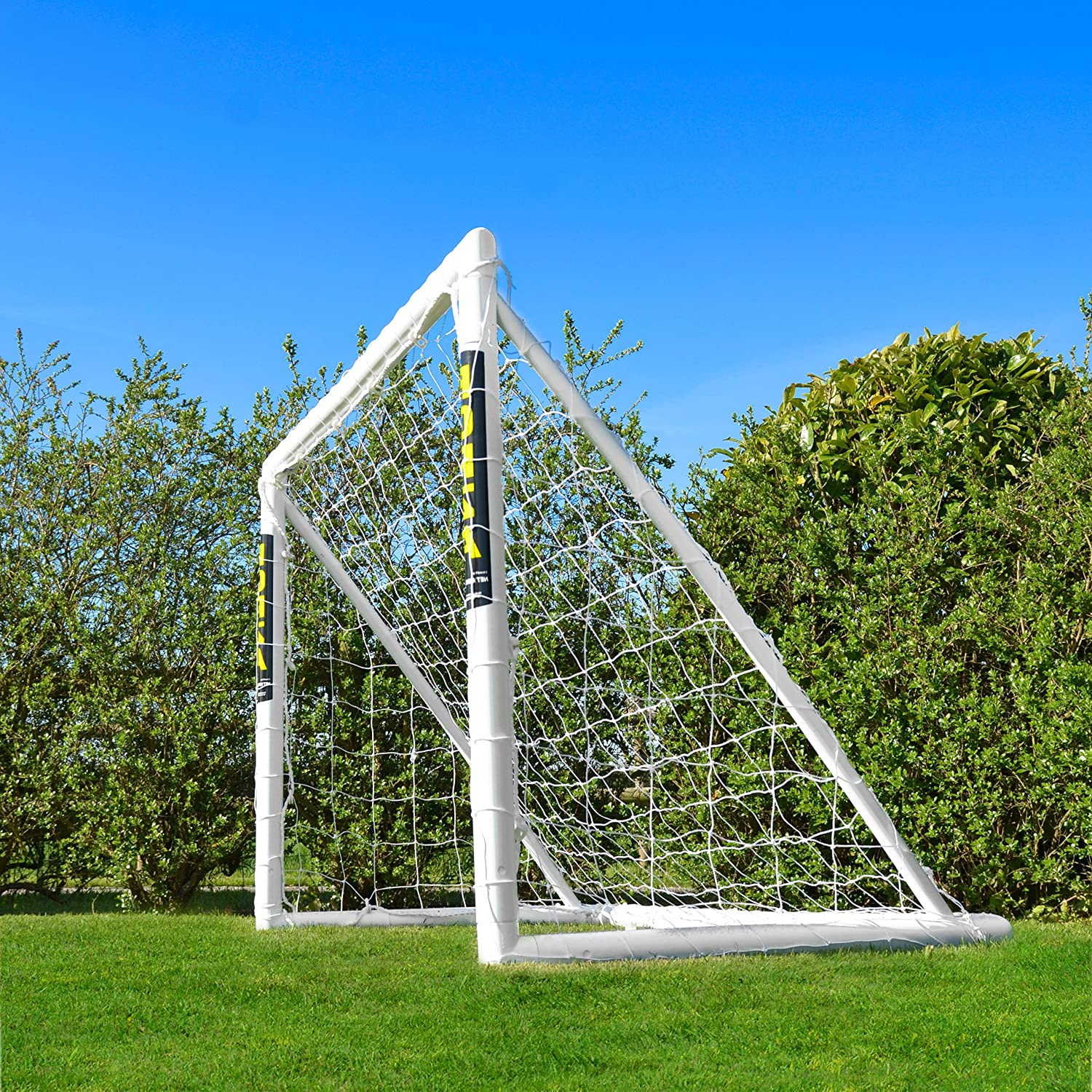 Optional Extras Perfect First Backyard Goal 6ft x 4ft Forza Soccer Goal Post and Net