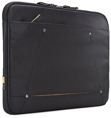"""Case Logic DECOS-114 14"""" Housse Noir - Sacoches d'ordinateurs Portables (Housse, 35,6 cm (14""""), 190 g, Noir)"""