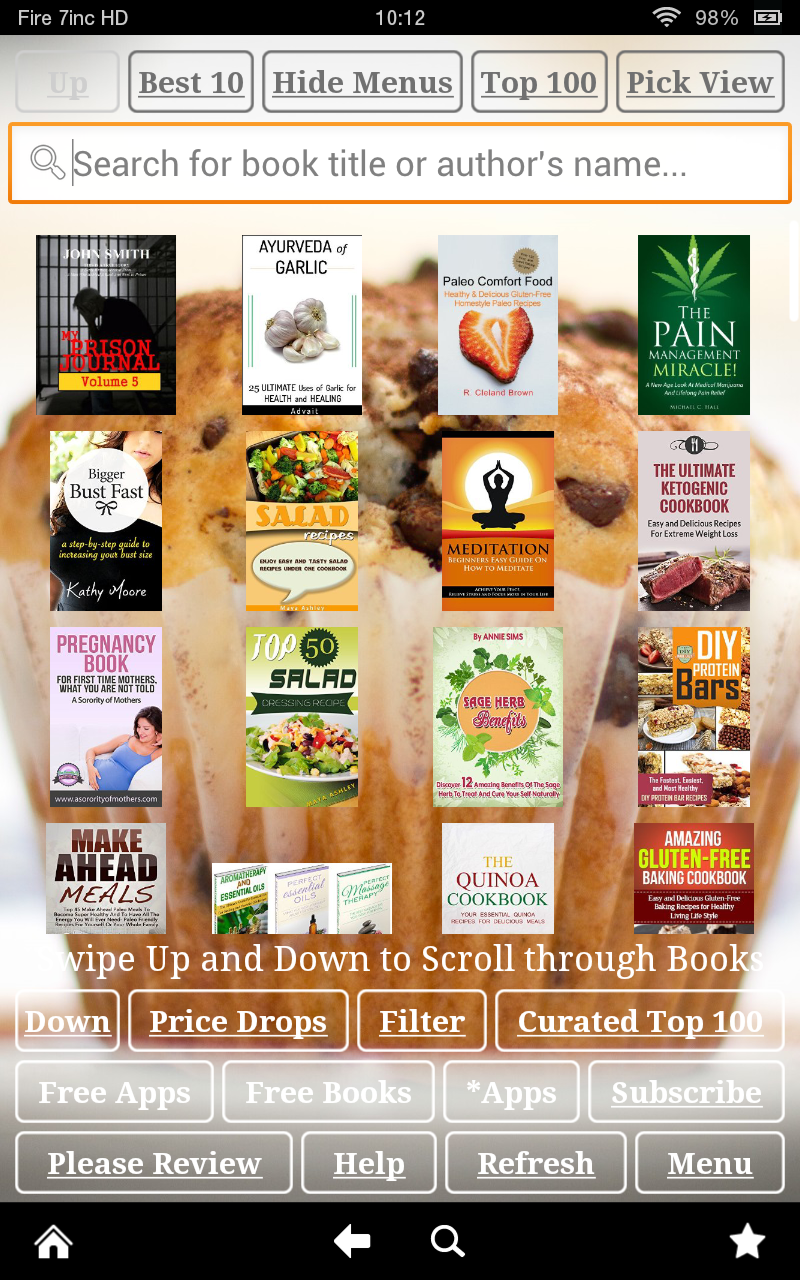How to Find Free Kindle Cookbooks