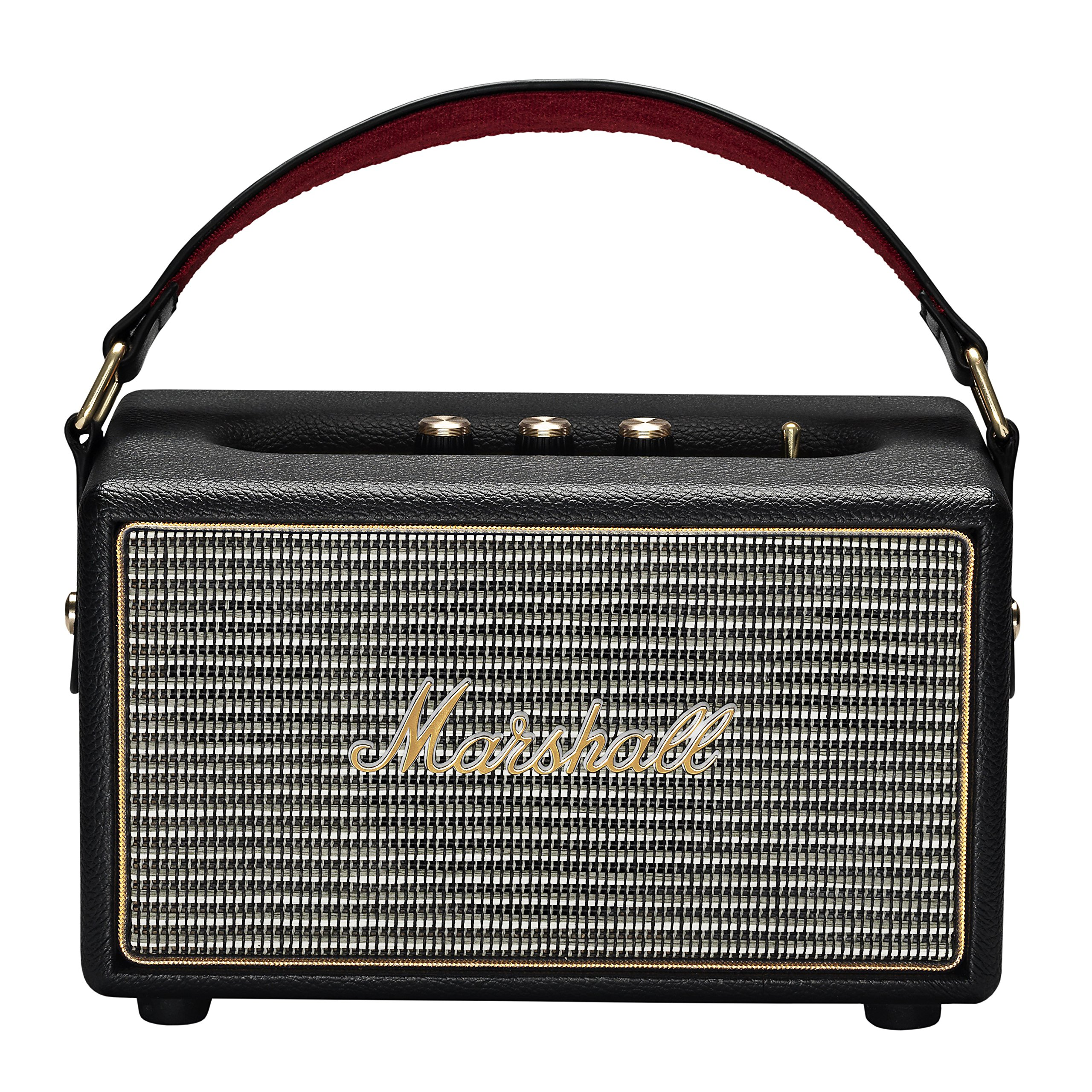 Marshall Kilburn Portable Bluetooth Speaker, Black (4091189) by Marshall