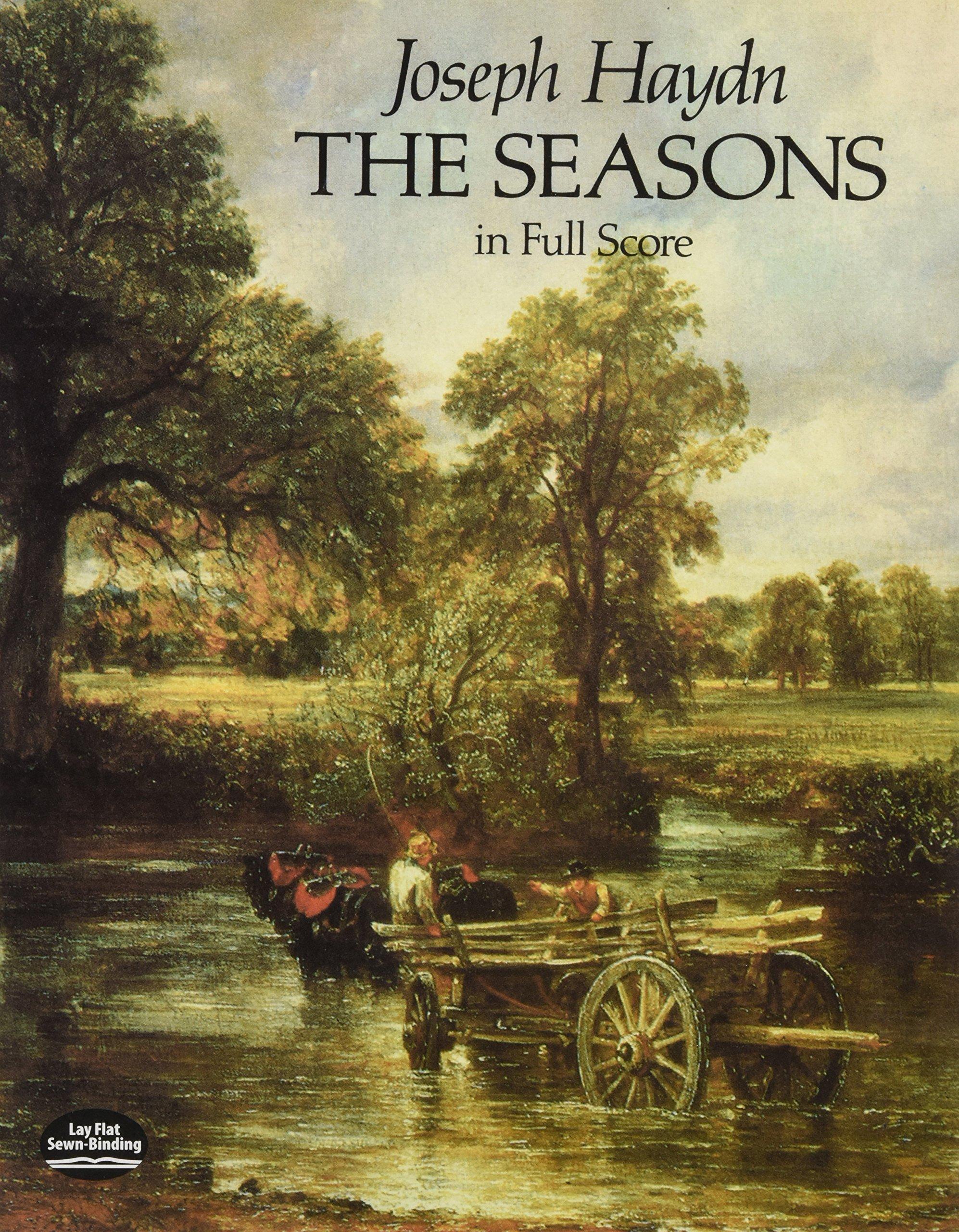 Read Online The Seasons in Full Score ebook