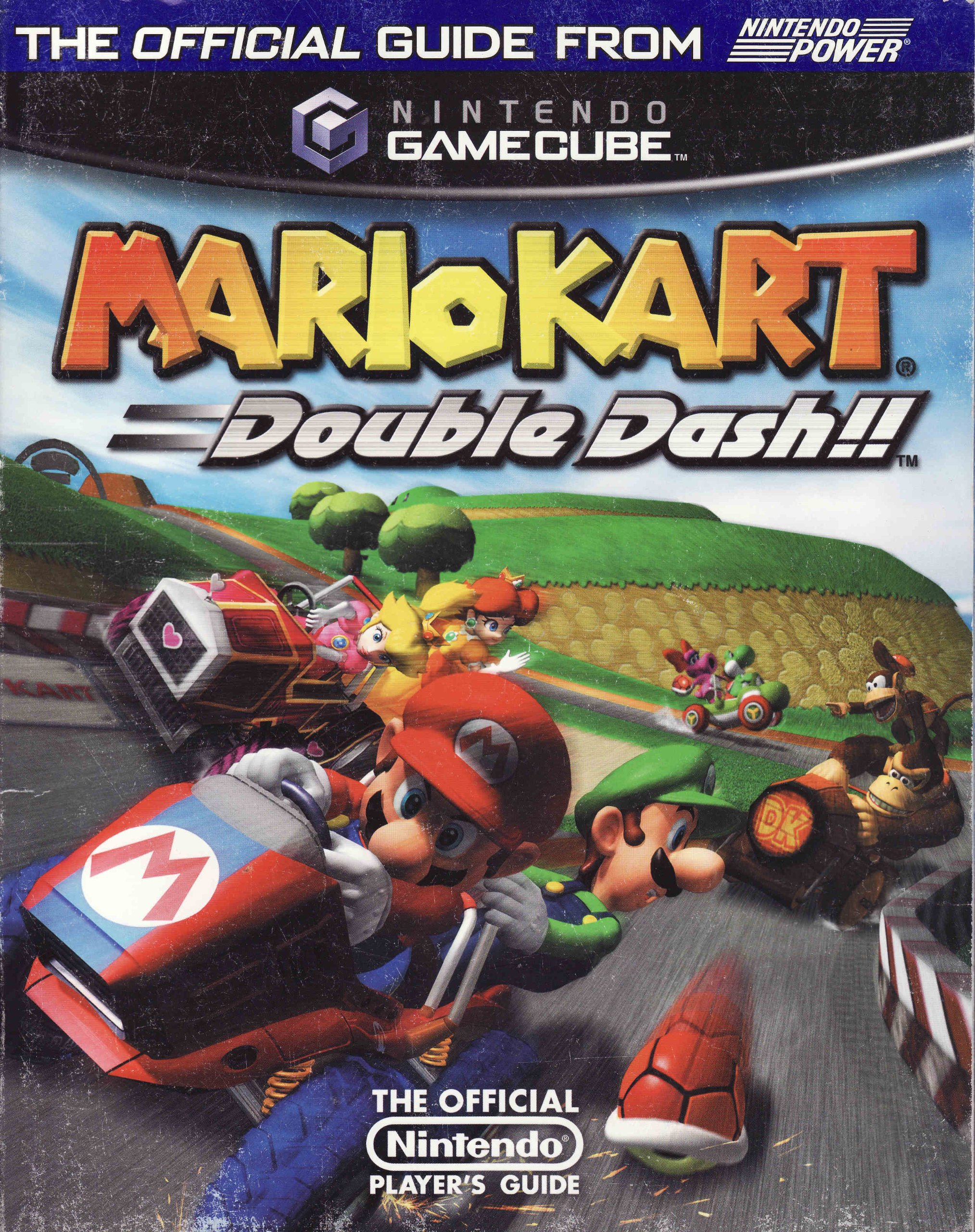 Mario Kart Double Dash The Official Strategy Guide From