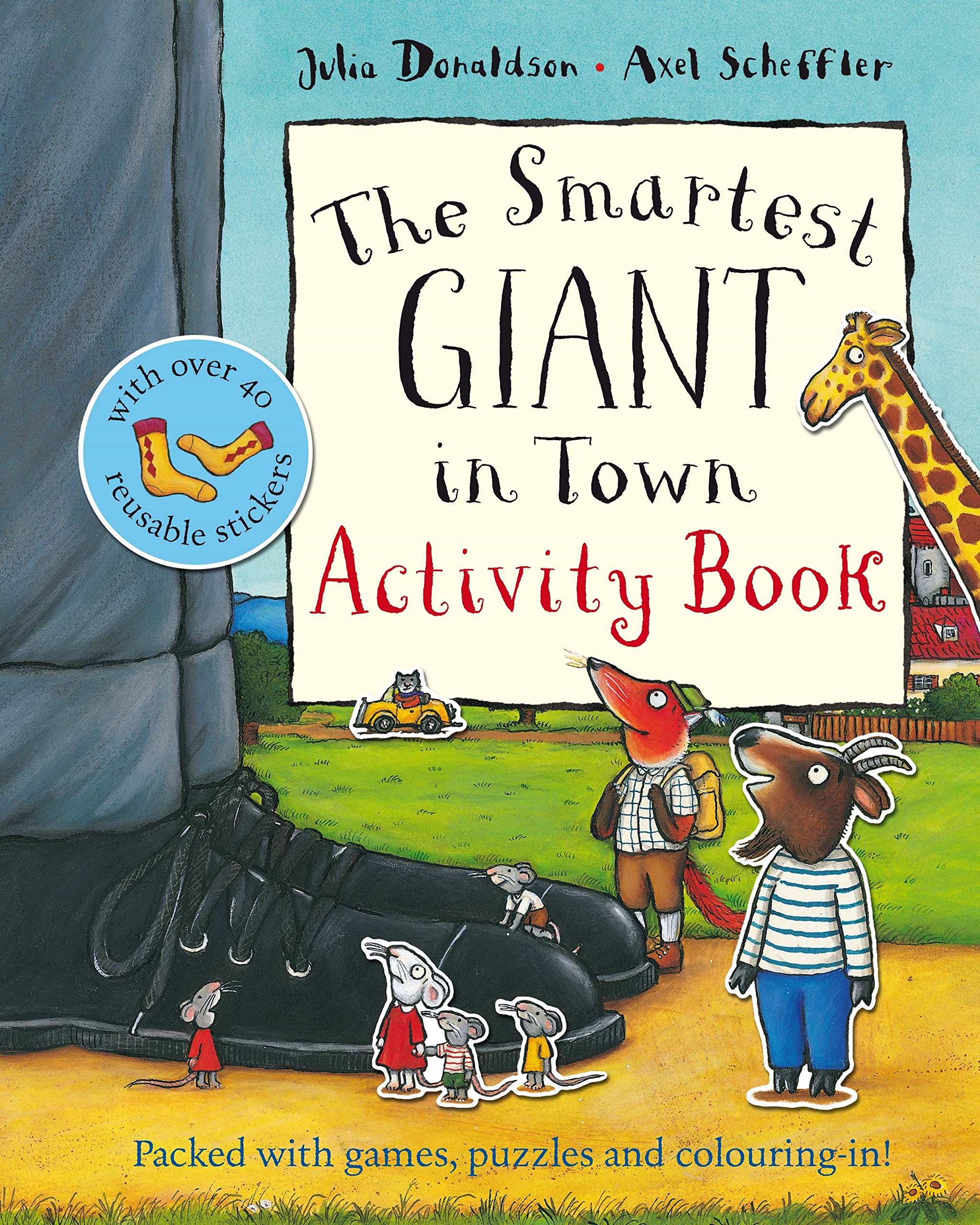 THE SMARTEST GIANT IN TOWN PDF DOWNLOAD