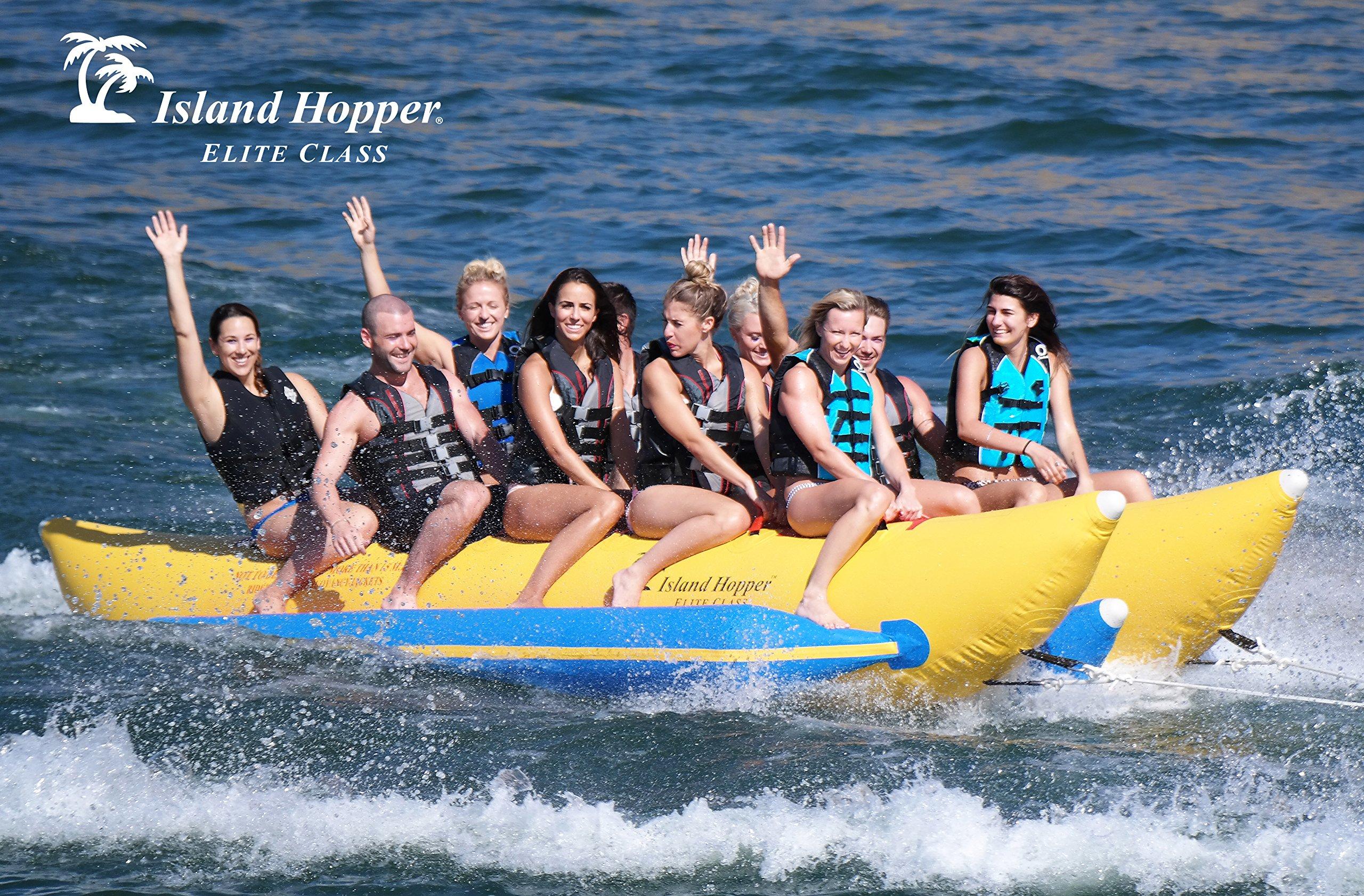 Island Hopper 10 Passenger ''Heavy Commercial'' Banana-boat by Island Hopper