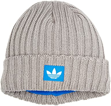 248336a12aa adidas Fisherman Padded Trefoil Hat - grey - Small  Amazon.co.uk ...