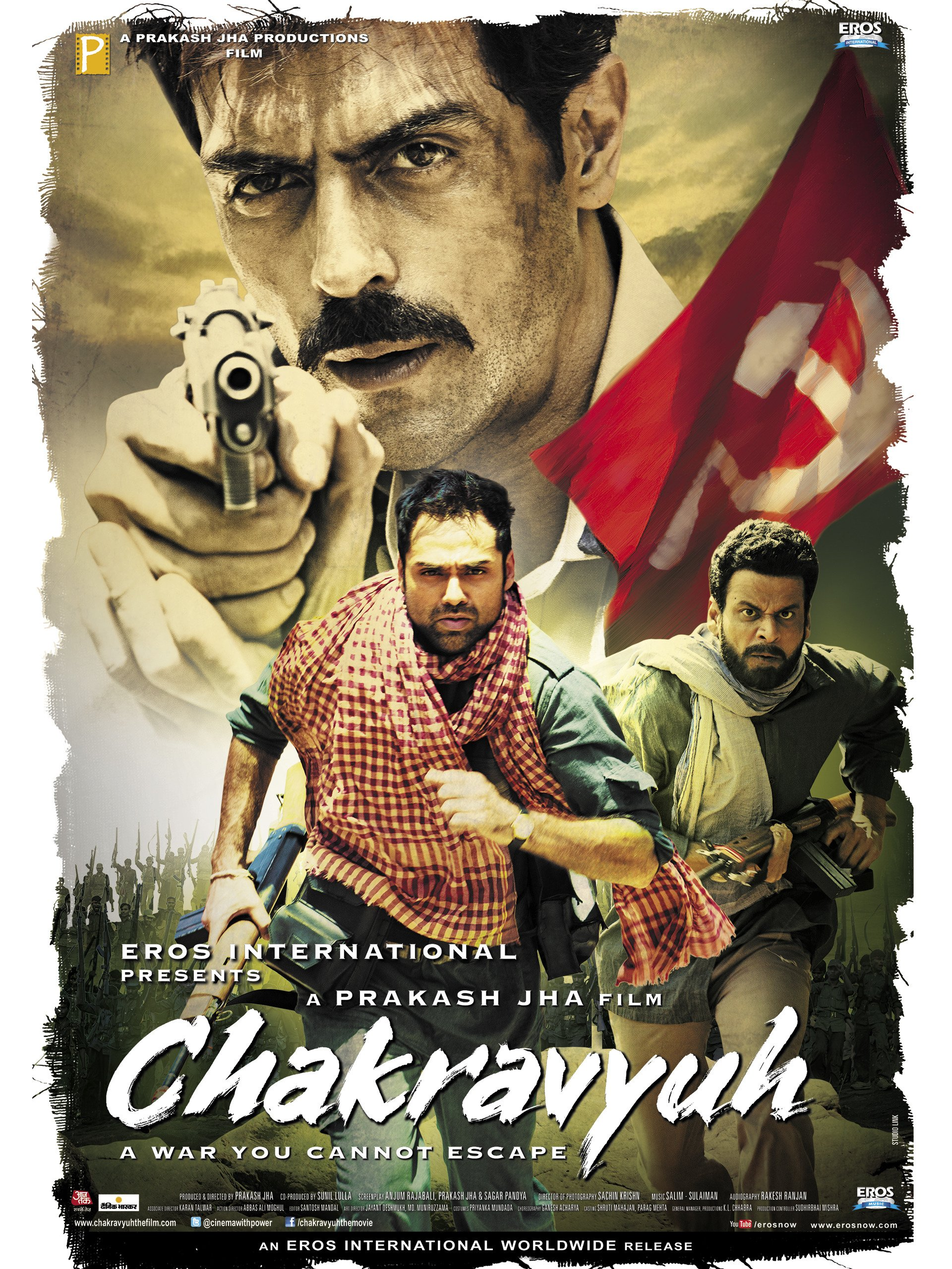 Watch Chakravyuh Prime Video