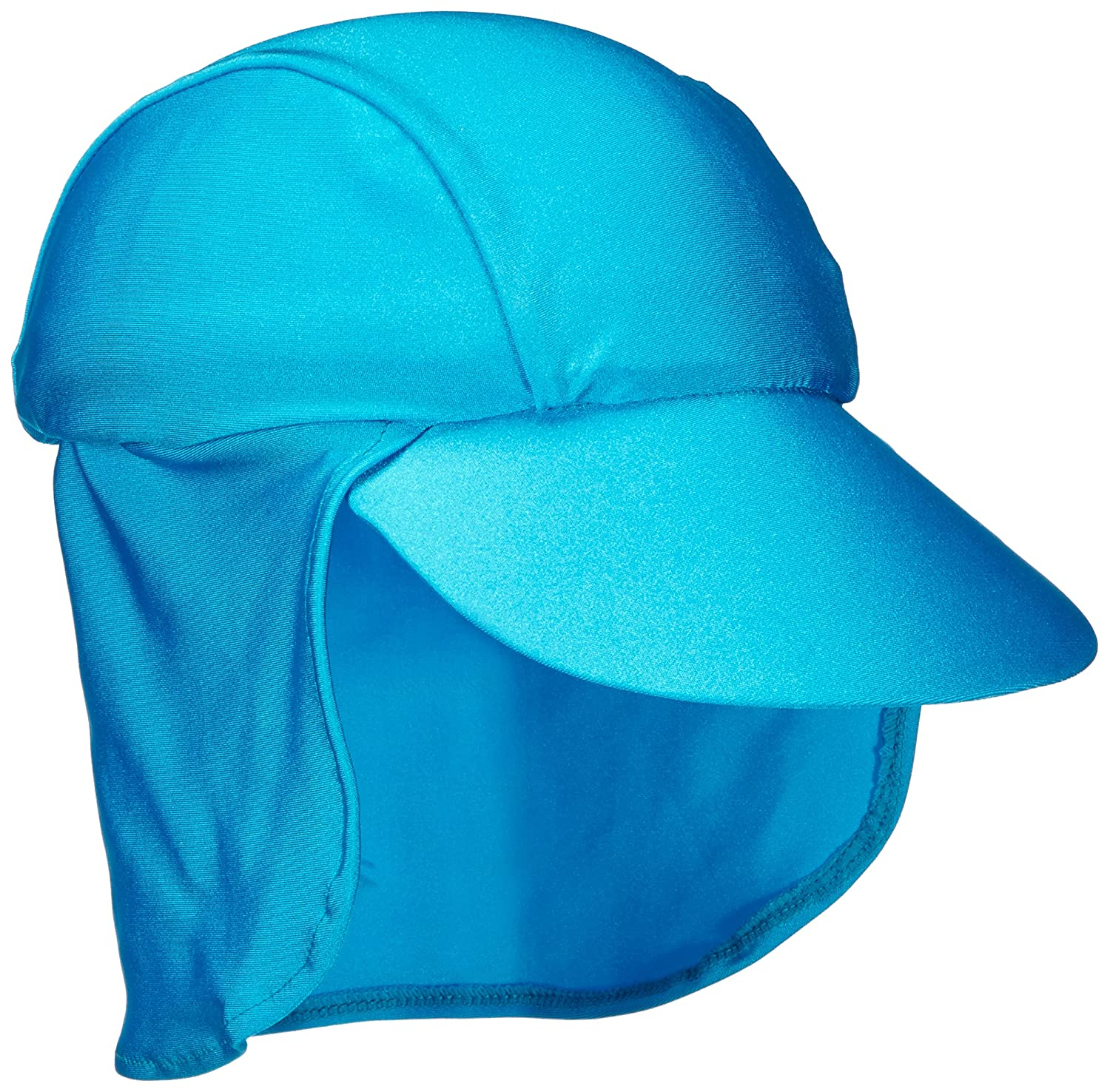 Zunblock UV-Hat with Neck Protection, Turquoise, Small 5010531